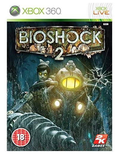 BioShock 2 XBOX360 ANG Używana