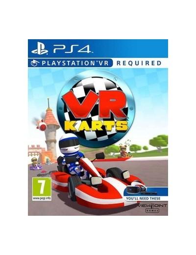 VR Karts PS4 ANG Używana