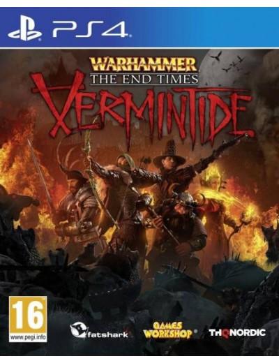Warhammer: The End Times - Vermintide PS4 POL Używana
