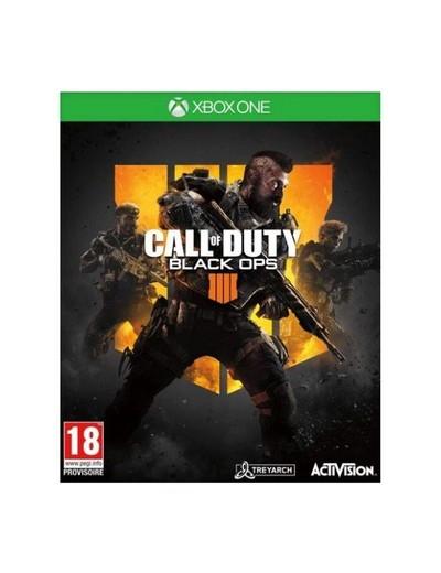 Call of Duty: Black Ops IV XBOXOne POL Używana
