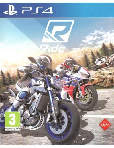 RIDE PS4 POL Używana