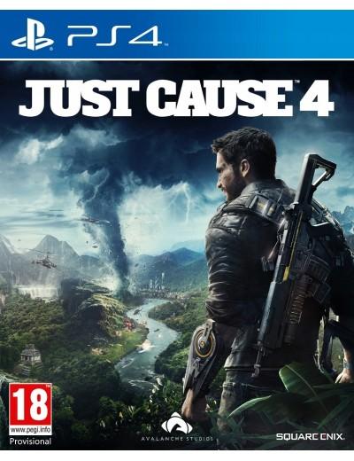 Just Cause 4 PS4 POL Używana