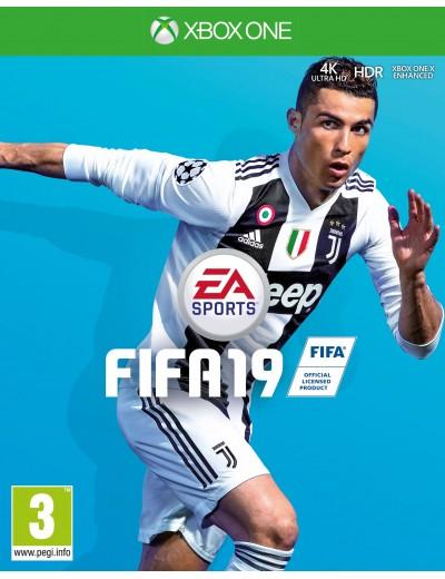 FIFA 19 XBOXOne POL Używana