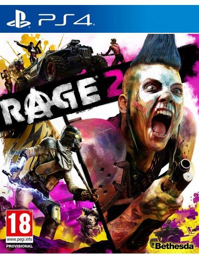 Rage 2 PS4 POL Używana