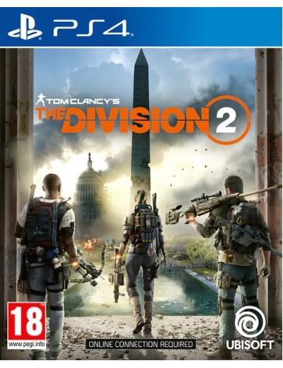 The Division 2 PS4 POL Używana