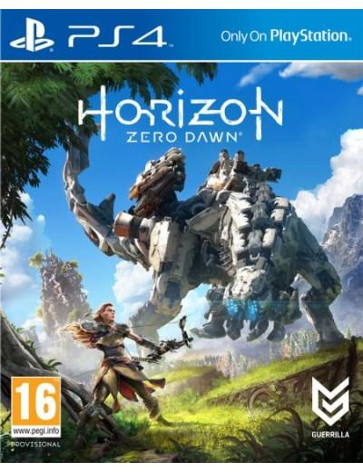 Horizon Zero Dawn PS4 POL Używana