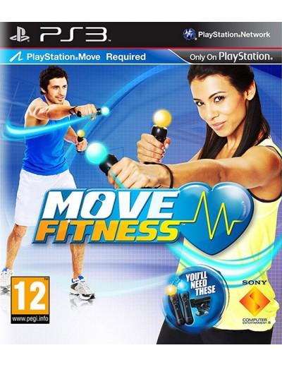 Move Fitness PS3 POL Używana