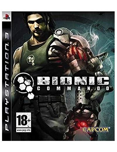 Bionic Commando PS3 ANG Używana