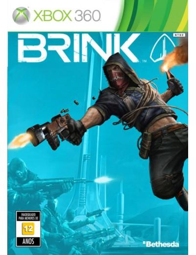 Brink XBOX360 ANG Używana