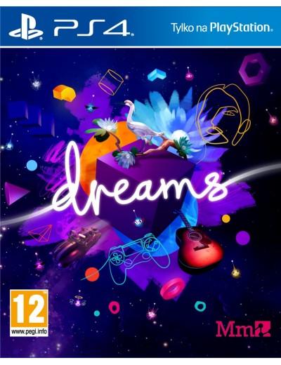 Dreams PS4 POL Nowa