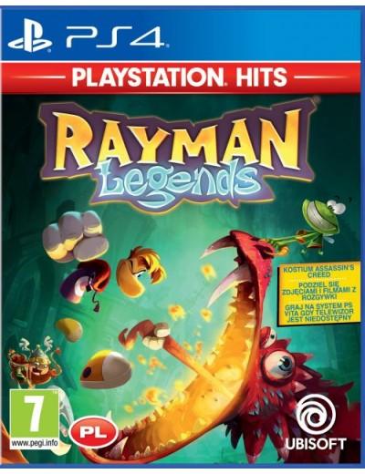 Rayman Legends PS4 POL Używana