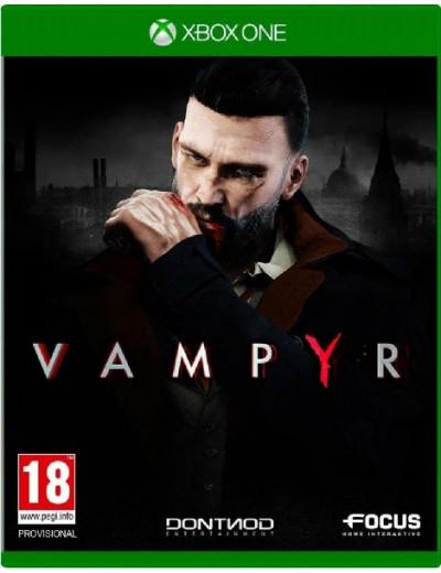 Vampyr XBOXOne POL Używana