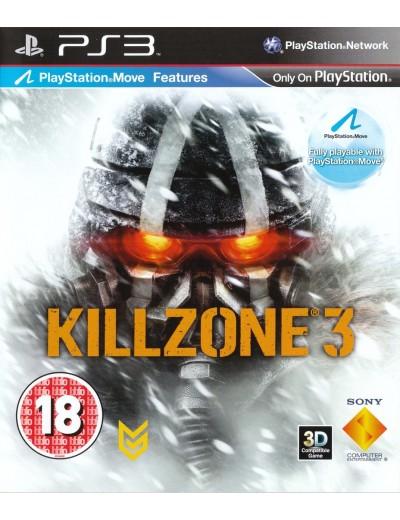 Killzone 3 PS3 POL Używana