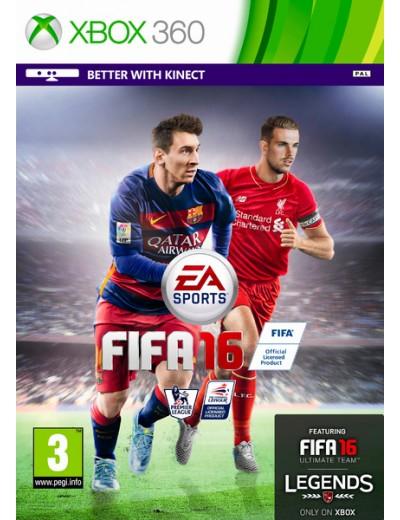 FIFA 16 XBOX360 POL Używana
