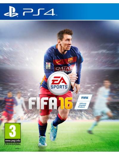 FIFA 16 PS4 POL Używana