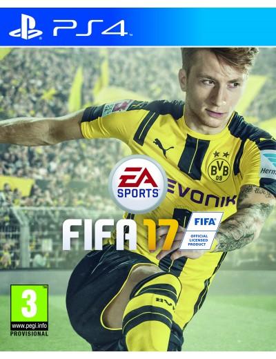 FIFA 17 PS4 POL Używana