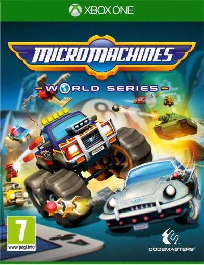 Micromachines World Series XBOXOne ANG Nowa