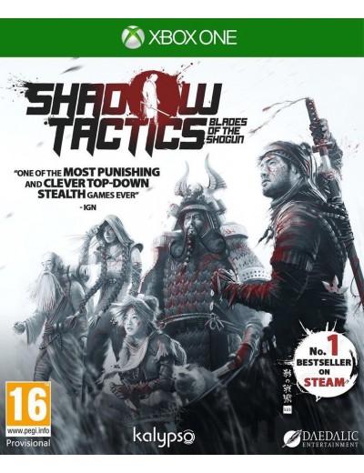 Shadow Tactics XBOXOne POL Używana