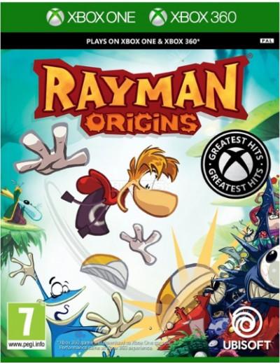 Rayman Origins XBOXOne POL Nowa