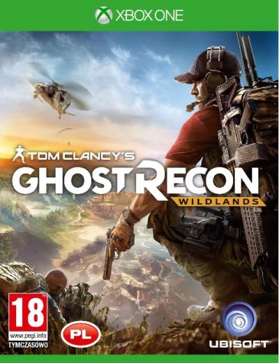 Tom Clancy's Ghost Recon: Wildlands XBOXOne POL Używana