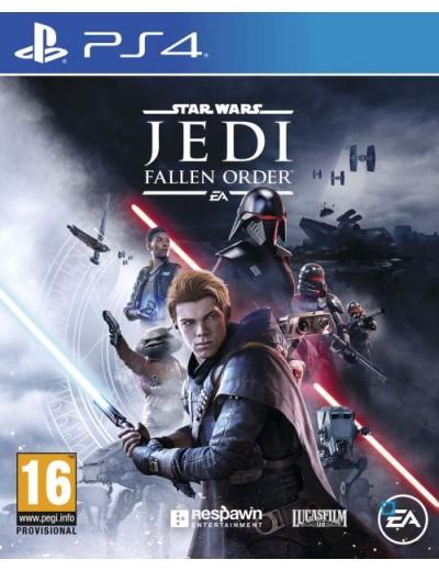 Star Wars Jedi: Fallen Order PS4 POL Używana