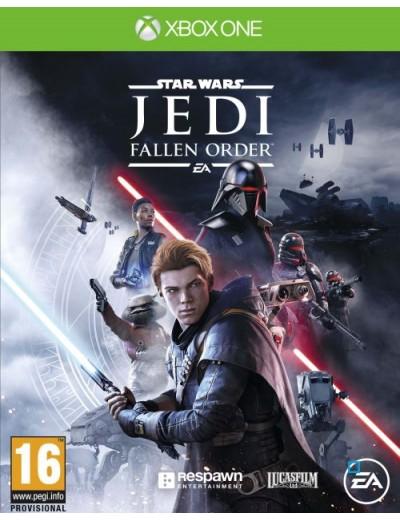 Star Wars Jedi: Fallen Order XBOXOne POL Używana