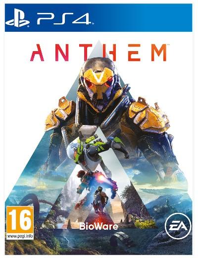 Anthem PS4 POL Używana
