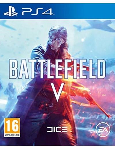 Battlefield V PS4 POL Używana