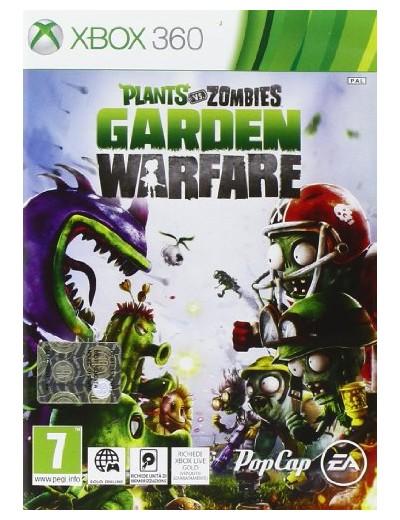 Plants vs. Zombies: Garden Warfare XBOX360 ANG Używana