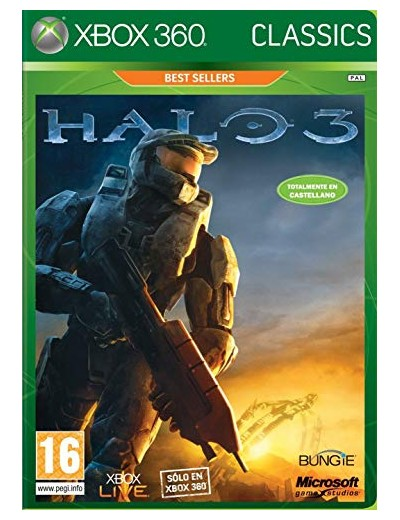 Halo 3 XBOX360 ANG Używana