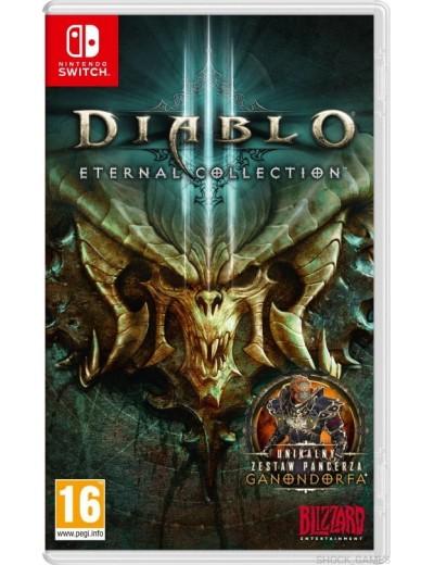 Diablo III Eternal Collection Nintendo Switch POL Używana