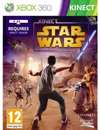 Kinect Star Wars XBOX360 POL Używana