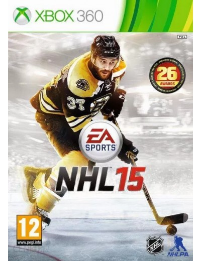 NHL 15 XBOX360 ANG Nowa