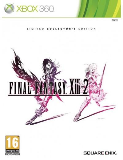 Final Fantasy XIII-2 XBOX360 ANG Używana
