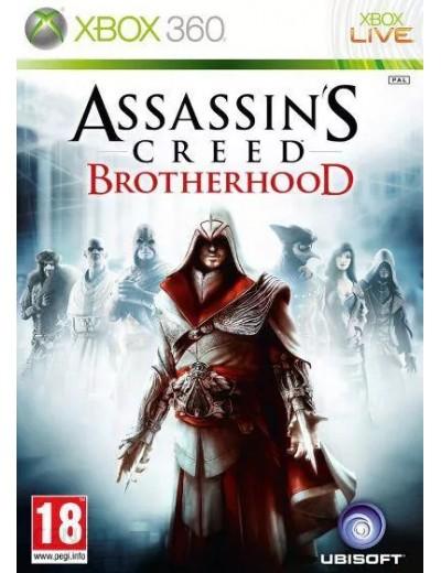 Assassin's Creed: Brotherhood XBOX360 POL Używana