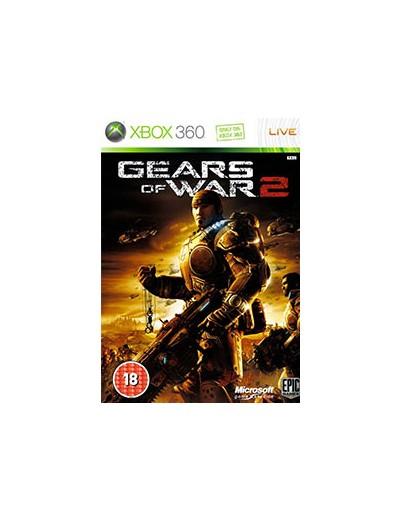 Gears of War 2 XBOX360 POL Używana