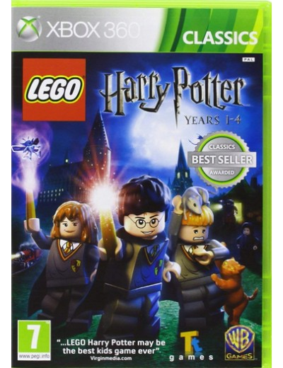 LEGO Harry Potter: Years 1-4 XBOX360 ANG Nowa