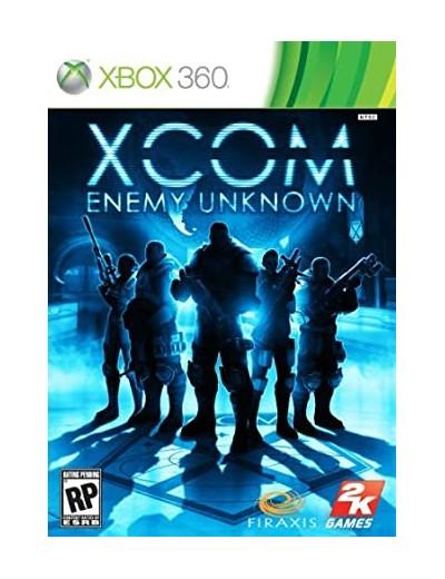 XCOM: Enemy Unknown XBOX360 POL Używana