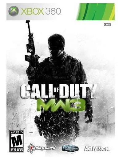 Call of Duty: Modern Warfare 3 XBOX360 POL Używana