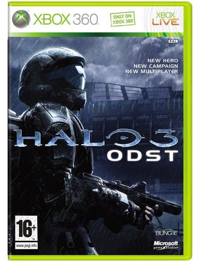 Halo 3: ODST XBOX360 ANG Używana