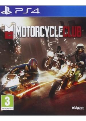 Motorcycle Club PS4 ANG Nowa