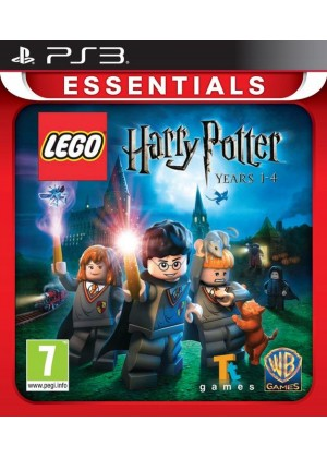 LEGO Harry Potter: Years 1-4 PS3 ANG Nowa