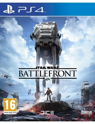 Star Wars: Battlefront PS4 POL Używana