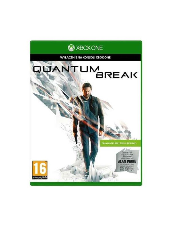 Quantum Break XBOXOne ANG Używana