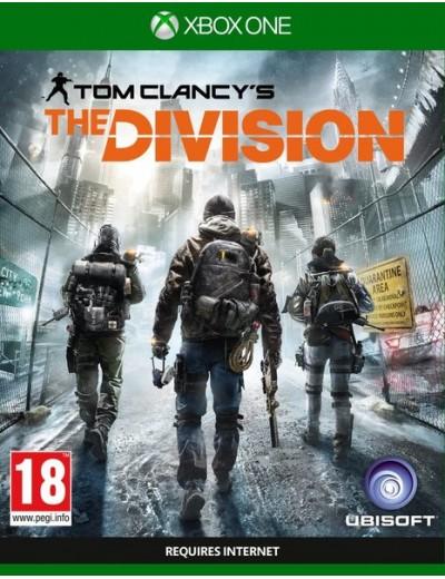 Tom Clancy's The Division XBOXOne POL Używana