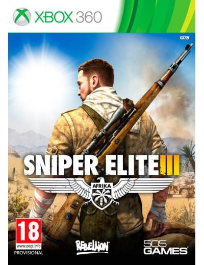 Sniper Elite III: Afrika XBOX360 POL Używana