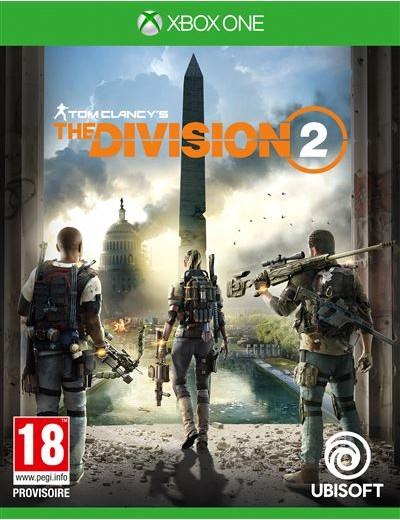 Tom Clancy's The Division 2 XBOXOne POL Używana