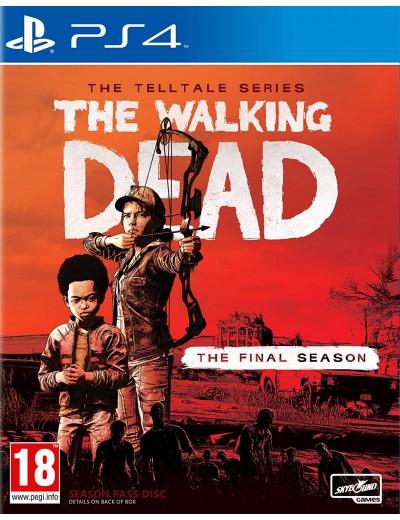 The Walking Dead: Final Season PS4 ANG Używana