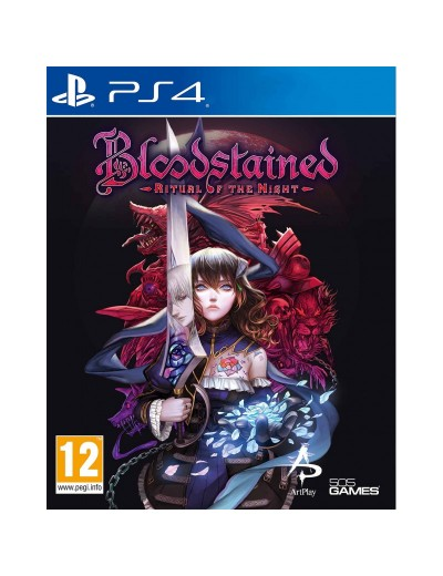 Bloodstained: Ritual of the Night PS4 ANG Nowa