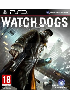 Watch Dogs PS3 POL Używana